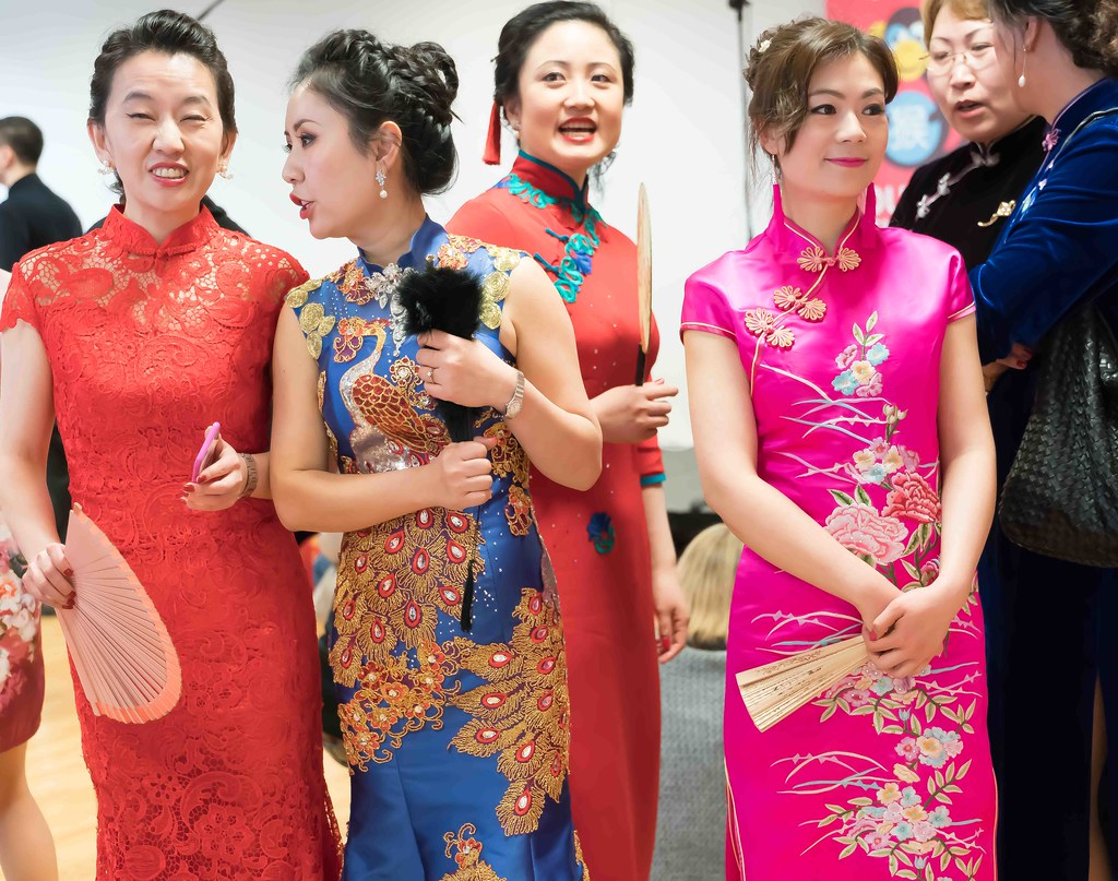CHINESE COMMUNITY IN DUBLIN CELEBRATING THE LUNAR NEW YEAR 2016 [YEAR OF THE MONKEY]-111612