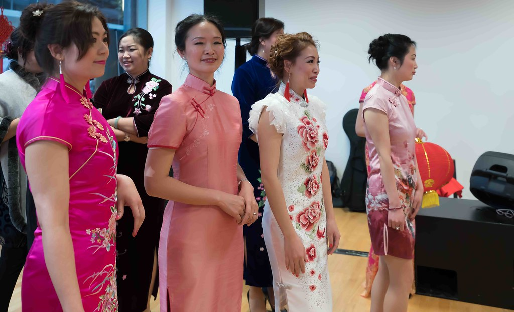 CHINESE COMMUNITY IN DUBLIN CELEBRATING THE LUNAR NEW YEAR 2016 [YEAR OF THE MONKEY]-111577