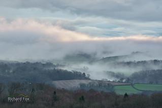 Lustleigh Fog Break
