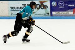 Snowball (Fish_Christopher) Tags: ice hockey wisconsin waukesha
