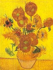 zonnebloemen 1889, Vincent van Gogh (JANKUIT) Tags: selfportrait schilder museum vincent sunflowers edvard gogh zonnebloemen munch zelfportret vangogh vangoghmuseum verbinding gelijkheid