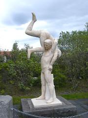 Geysir (Karen Hlynsky) Tags: sculpture geysir karenhlynsky