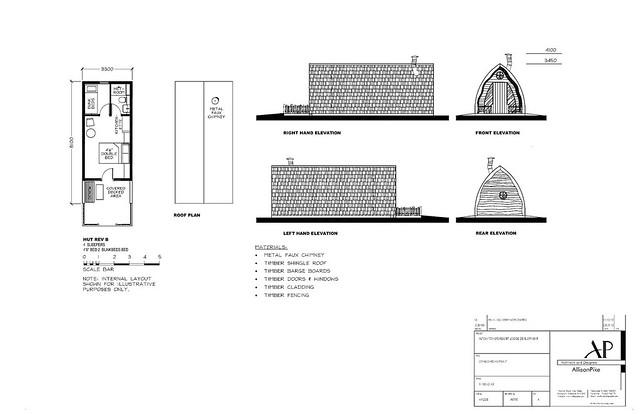 Standard Hut Plan