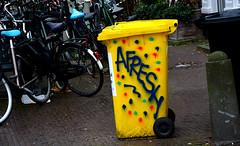 graffiti amsterdam (wojofoto) Tags: holland amsterdam graffiti nederland netherland afresh wolfgangjosten wojofoto