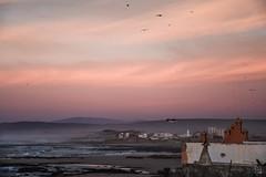 Imsouane (io.robin) Tags: tramonto nuvole mare cielo marocco maghreb moroco