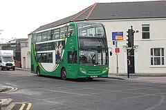 Newport Bus SN62AOX 404 (welshpete2007) Tags: bus newport 400 404 enviro adl sn62aox