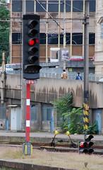 Praha hlavní nádraží 18.09.2007 (The STB) Tags: station prague bahnhof prag praha praga hauptbahnhof signal nádraží hlavní mainstčeské dráhyčdczech railwaysstanicarailway