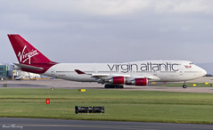 Virgin Atlantic 747-400 G-VAST (birrlad) Tags: uk england man airplane manchester orlando airport ramp florida taxi aircraft aviation airplanes terminal atlantic apron virgin international airline boeing airways departure takeoff runway 747 airliner departing b747 747400 taxiway b744 gvast 74741r vs75