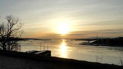 Oslofjorden fra Akershus Festning (monsto) Tags: water oslo norway norge fjord akershus festning