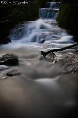 Langzeitbelichtung / Long Exposure (R.O. - Fotografie) Tags: lake nature water lumix waterfall wasser long exposure wasserfall outdoor natur bad panasonic fz 60 1000 dmc seconds langzeitbelichtung flus sekunden driburg nd1000 fz1000 dmcfz1000