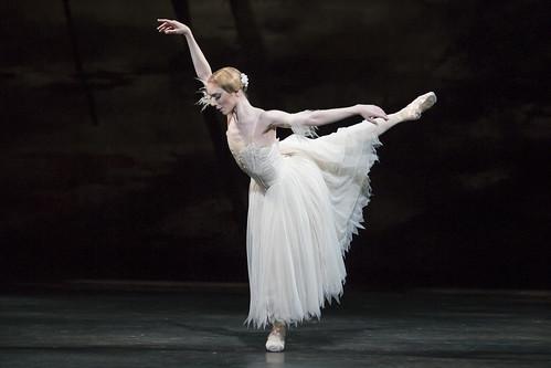 Cast change: Sarah Lamb to dance in <em>Giselle</em> on 26 February 2016