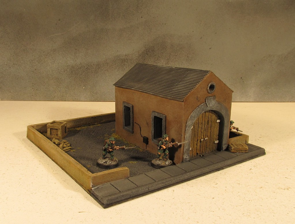 Wargames Buildings