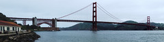 bigger bridge (Sam Turner) Tags: sanfrancisco california bridge sea usa bay goldengatebridge olympusep1