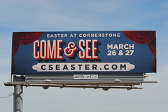 Cornerstone Church Easter billboard - Santan Freeway Loop 202, Chandler, AZ (azbillboard) Tags: family arizona church phoenix price easter worship christ god faith jesus grow az lord billboard christian freeway bible billboards gilbert miniaturegolf service scottsdale pettingzoo chandler fellowship tempe cornerstone savior serve jesuschrist resurrection ahwatukee egghunt santan maricopa 85251 resurrected loop101 loop202 bouncehouses foodtrucks 85143 85226 85286 cornerstonechristianfellowship santanfreeway cornerstonechandler