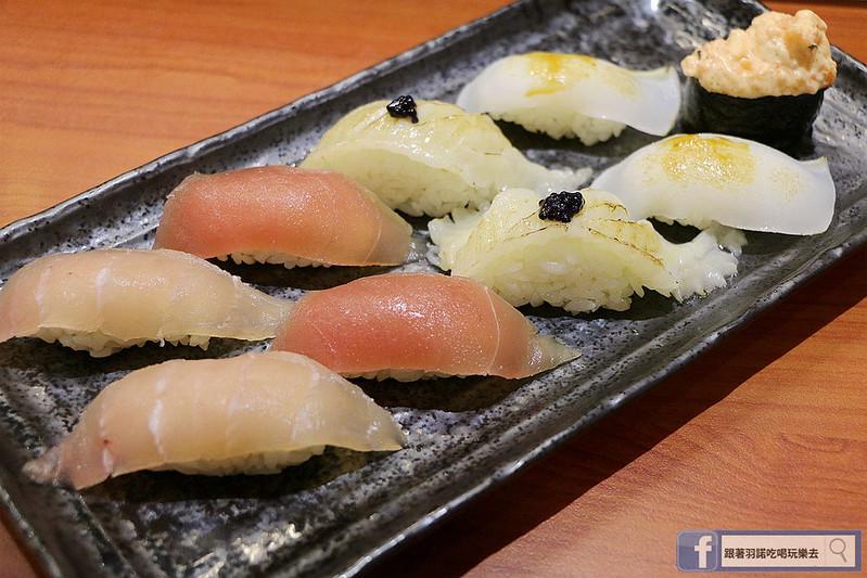 魚多甜握壽司專賣店058
