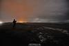 Silhouette (Ed.ward) Tags: ocean sea sky holiday snow guy clouds lights iceland random horizon atlanticocean randomguy 2014 nikond700 nikonafnikkor20mmf28