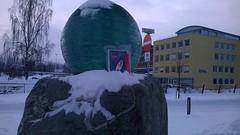 http://www.bookcrossing.com/journal/13654706/ (zimort) Tags: art norway book norge bookcrossing kunst egg norwegen skulptur bok gjvik wildrelease egget