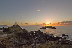 St. Dwynwen Sunset (EVO GT) Tags: sunset lighthouse wales canon dusk coastal anglesey northwales newborough ndfilter menaistrait neutraldensityfilter llanddwynisland newboroughwarren stdwynwen canon600d sigma1020mmf35exdchsm canon600deos