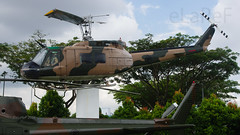 264 Bell UH-1B Iroquois c/n ? (eLaReF) Tags: museum cn singapore force bell air paya saf iroquois 264 lebar uh1b
