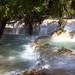 Tat Sae Waterfalls, near Luang Prabang, Laos