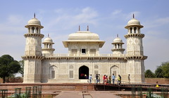 Itimad ud Daula,Agra (mala singh) Tags: india architecture tomb agra marble mughal