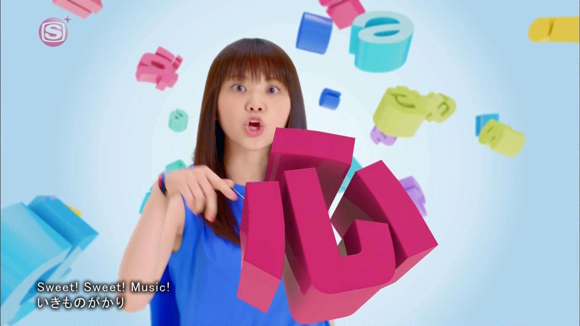 2016.03.16 いきものがかり - Sweet! Sweet! Music!(SSTVPlus).ts_20160316_225441.107