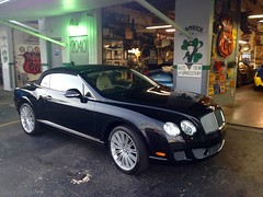 Bentley convertible top repair by shamrocktrim.com (Shamrock Auto Trim) Tags: beach factory florida miami top north vinyl replacement convertible repair cloth custom insurance bentley headliner upholstery aftermarket
