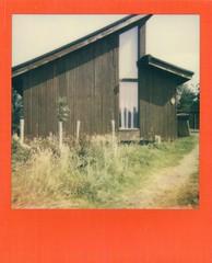 Lodge (tz70) Tags: polaroid scotland image 600 polaroids loch lomond lochlomond cobbler impulse