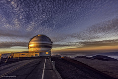 Mauna Kea Summit 03:2016 08 (JUNEAU BISCUITS) Tags: sky clouds volcano hawaii observatory telescope astronomy bigisland maunakea maunakeasummit