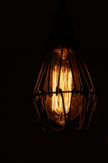 Coffee Lounge - Lights
