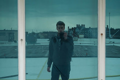 Self Portrait (viva_visuals) Tags: roof portrait selfportrait reflection abandoned rooftop nikon emotion selfie d3300