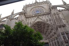 Puerta de la Asuncin.Catedral de Sevilla. (avempace2) Tags: de sevilla