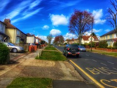 Sunny Afternoon In Orpington in Kent (ben.beedell1) Tags: sunset england sky london beautiful clouds photography cool warm sunny hdr eltham hdrphotography