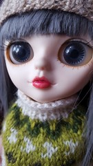 3 (Hongse_m) Tags: for sweater doll sale handmade ooak aussie custom bulma tangkou