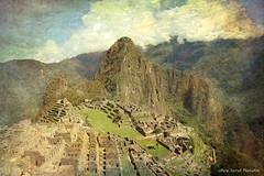 Machu Picchu (Passion4Nature) Tags: mountain peru inca mystery citadel spanish machupicchu conquistadors pachacuti