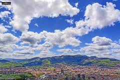 Bilbo, Bizkaia, Euskal Herria (Basque Country) 2016.05.01 (Tx.rekords.EH.) Tags: city bilbao panoramica bizkaia euskalherria bilbo basquecountry baskenland ander txrekordseh andertxrekordseh