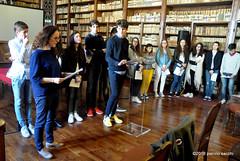 M4302479 (pierino sacchi) Tags: mostra de liceo biblioteca andr visita scuola golgi universitaria broni scientifico