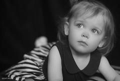 Untitled (Geoff Mock) Tags: portrait blackandwhite bw black girl nikon toddler child naturallight nikon50mmf14 nikond610