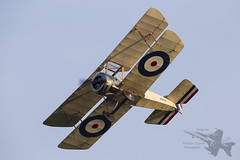 Sopwith Pup 9917 (Newdawn images) Tags: plane airplane aircraft aviation aeroplane airshow pup shuttleworth biplane airdisplay shuttleworthcollection oldwarden 9917 canonef500mmf4lisusm gebky canoneos6d sopwithpup9917 soppwith