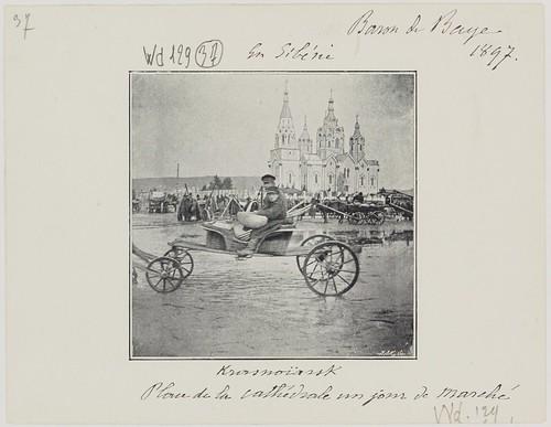 1897. Baron de Baye. 71 phot. de Sib ©  Library ABB 2013