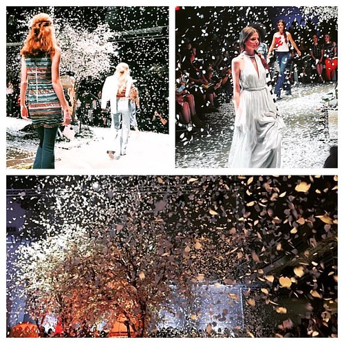 An absolutely gorgeous finale at the Alice + Olivia fashion show tonight! #events #eventlife #fashion #aliceandolivia #staffing #bartenders #servers #hollywood #neimanmarcus #girlboss #flowers #aoliveshow #gratefuldead #200ProofLA #200Proof