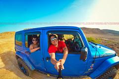 My Power || الله يحفظكم (dr.7sn Photography) Tags: blue freedom desert jeep jeeps brothers fisheye polar jk selfie wrangler jeepwrangler السعودية جدة jku جيب jeeplife رانجلر polaredition bluewrangler dr7sn hydroblue