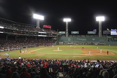 Fenway by Night (Read2me) Tags: she park sports field lights team baseball stadium redsox winner fenway ge pree cye thechallengefactory