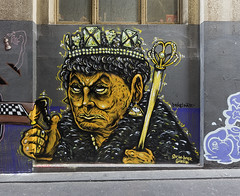 Mike Watt Flinders Court 2016-04-08 (6D_1076) (ajhaysom) Tags: streetart graffiti australia melbourne blender mikew canon1635l canoneos6d flinderscrt