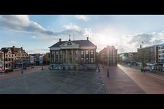 Grote Markt Groningen (Frenklin) Tags: city sunset sun holland netherlands dutch evening zonsondergang cityscape nederland groningen markt zon stad stadhuis grotemarkt grote binnenstad stadsgezicht stadhuisvangroningen