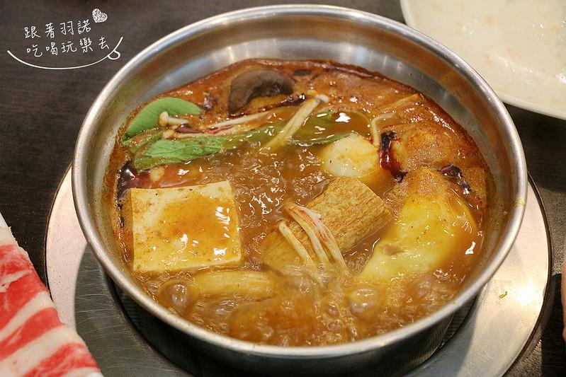 鍋饕精緻涮涮鍋大直捷運美食109