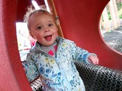 Inside The Fort (samsaundersleeds) Tags: playground bristol clifton