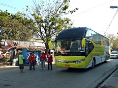 Bachelor Tours 492 (Monkey D. Luffy 2) Tags: road city bus public photography photo coach nikon philippines transport vehicles transportation coolpix vehicle society davao coaches philippine enthusiasts ecoland yutong yuchai philbes zk6127h