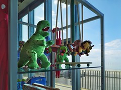 A Day on the Coast (padraic collins) Tags: uk kent margate dinosaurs broadstairs turnercontemporary