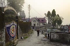 [331] - high schools (jathdreams) Tags: city winter india building travelling architecture vintage landscape nikon outdoor darjeeling northeastindia incredibleindia nikond5100